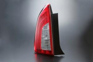 オリジナル30系プリウスレッドテールランプ正面